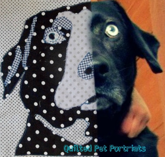 Quilted Pet Portraits